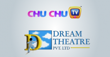 ChuChu TV partner with dream theatre