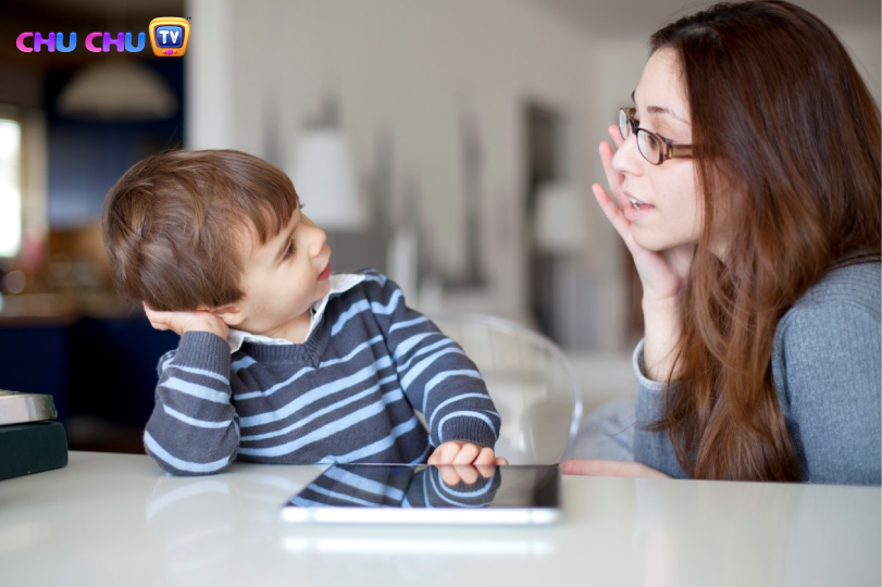Conversing With Your Child