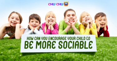 How Can You Encourage Your Child to Be More Sociable