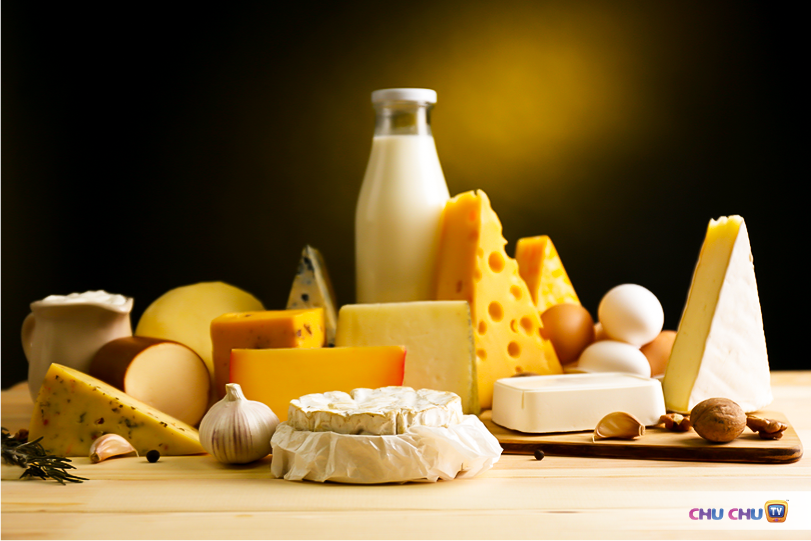 Unpasteurized Dairy Products