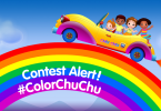 Coloring Contest For Your Kids