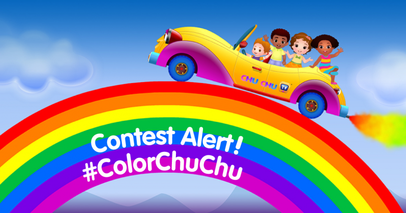Kids Coloring Contest | Contest Alert! Coloring Contest For Your Kids