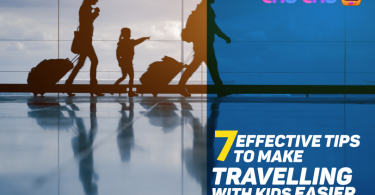 Effective Tips to Make Traveling with Kids Easier