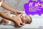 Ways to Keep Your Baby Happy During Diaper Changes