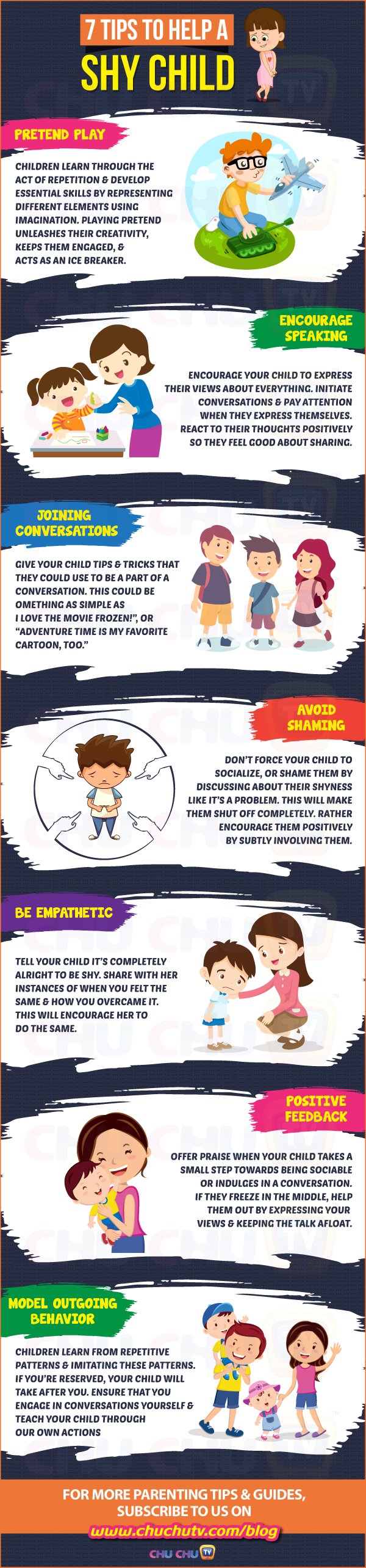 7 Tips to Help a Shy Child