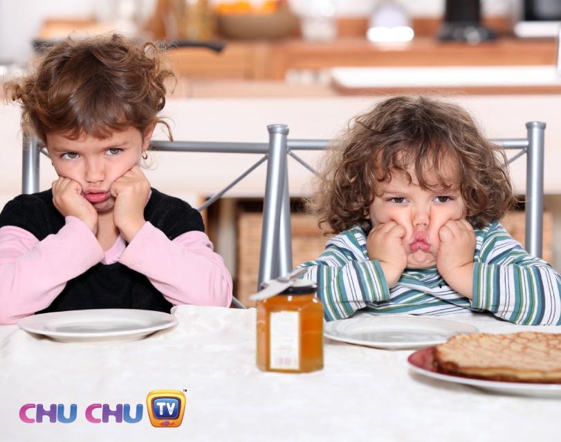 Avoid critizing food