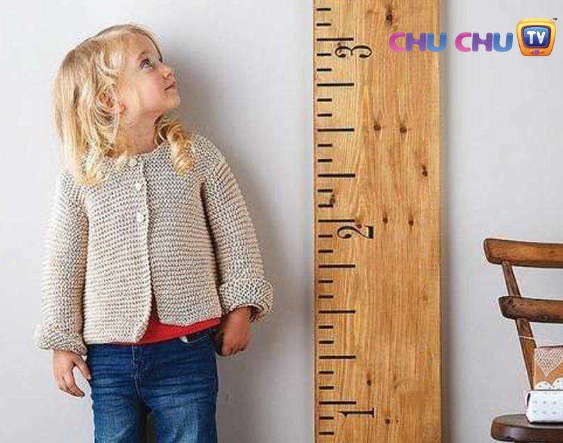 baby growth chart requirements