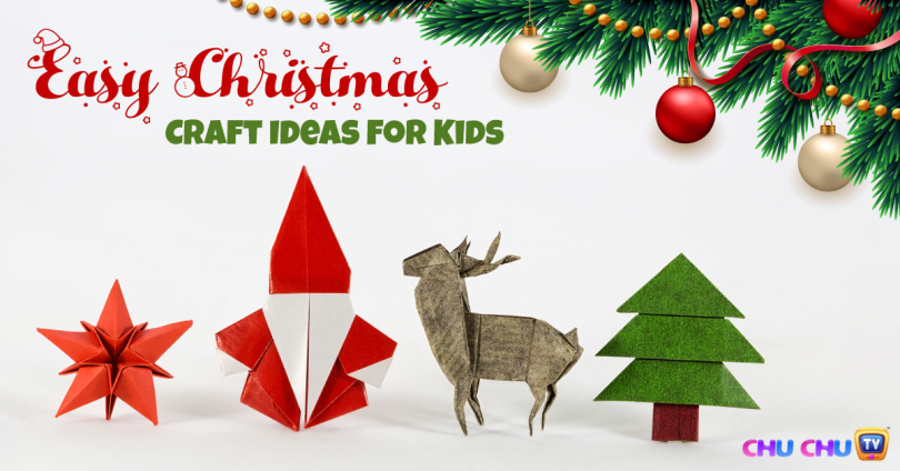 Christmas Craft Ideas For Kids Christmas Crafts For Toddlers