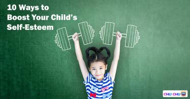 building self esteem in children